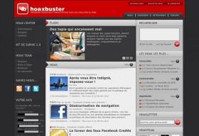 Hoax buster, lutte contre les spam, pourriels, pishing...